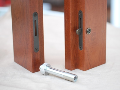 Storm Screen Door Sash Fastener